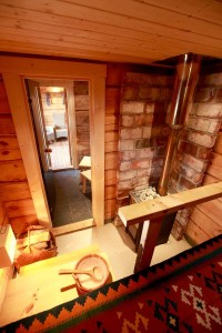 Metsara B&B the new sauna